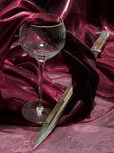Wine And Bayonet