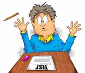 School Exam Terroro