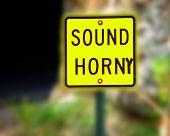 Sound Horny !