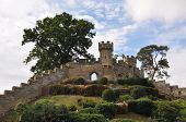 Warwick Castle in England