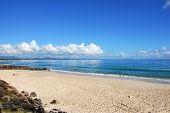 Beautiful Beach In Byron Bay Australia