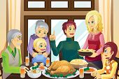 Thanksgiving Family Dinner