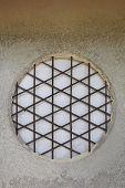 japanese paper window