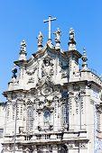 Igreja do Carmo (Igreja do Carmo), Porto, província do Douro, Portugal