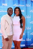LOS ANGELES - MAY 23:  Jason Derulo, Jordin Sparks arrives at the