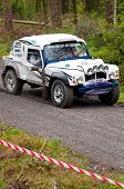Land Rover Tomcat Rally