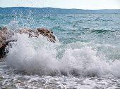 Adriatic sea gone wild
