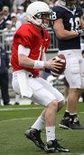 Penn State quarterback Matt McGloin #11
