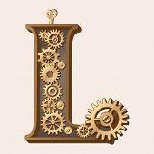 Alfabeto mecánico