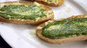 Pesto and Cheese Bread