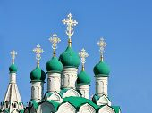 Green Churches Domes