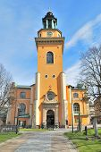 pic of church mary magdalene  - Stockholm - JPG