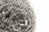 Metal Sponge Closeup