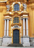 Informationen der Stiftskirche Melk in Niederösterreich