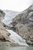 Norway - Briksdal glacier - Jostedalsbreen National Park