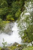 Norway - Jostedalsbreen National Park - Waterfall
