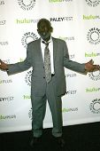 BEVERLY HILLS - MARCH 14: Garrett Morris arrives at the 2013 Paleyfest