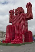 Celebrate 125 years Coca-Cola Birthday