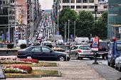 Tráfico de Bruselas
