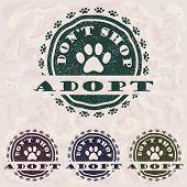 Adoptar no comprar