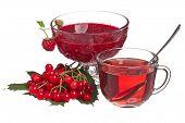 Crimson tea