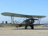 Historic Plane Po-2