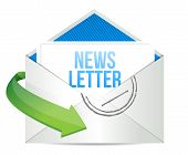 Newsletter Envelope