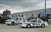 Port Authority Police New York New Jersey providing security for Emerald Princess cruise ship