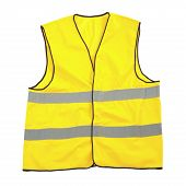 Yellow Safety Jacket