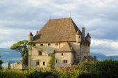 Authentic castle house