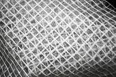 Reinforced Polyethylene Background Texture