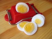 Boiled Eggs And Cutter