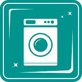 washing machine symbol