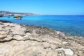 Kavo Greko Cape In Cyprus