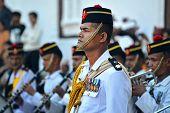 Nepalese Military Orchestra, Kathmandu