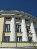pic of 24th  - Jugend style theatre built in 1913 and was opened to the public on August 24th - JPG
