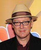 LOS ANGELES - AUG 27:  James Spader arrives to NBC All Star Summer TCA Party 2013  on July 27, 2013 in Beverly Hills, CA