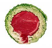Vegetarian Cheating