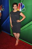 LOS ANGELES - AUG 27:  Justina Machado arrives to NBC All Star Summer TCA Party 2013  on July 27, 2013 in Beverly Hills, CA