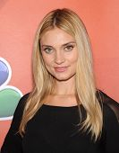 LOS ANGELES - AUG 27:  Spencer Grammer arrives to NBC All Star Summer TCA Party 2013  on July 27, 20