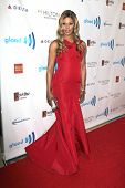 LOS ANGELES - APR 12:  Laverne Cox at the GLAAD Media Awards at Beverly Hilton Hotel on April 12, 2014 in Beverly Hills, CA