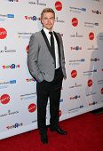 LOS ANGELES - APR 10:  Derek Hough at the Kaleidoscope Ball at Beverly Hills Hotel on April 10, 2014