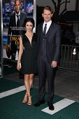 LOS ANGELES - APR 7:  Abigail Spencer, Josh Pence at the