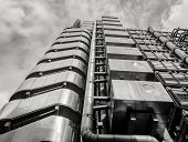 Lloyds Of London Black And White