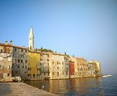 Old town of Rovinj, Croatia