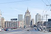 City Of Moscow. Cityscape