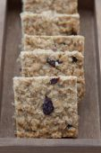 Delicious Fruit Flapjack