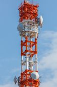 Mobile Telephone Radio Tower