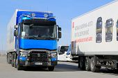 Renault T460 6X2T E6 Truck