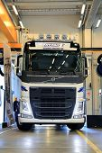 The New Volvo FH Truck Tractor